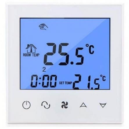 Profitherm Wi-Fi Peаrl White з 2-ма датчиками: підлоги і повітря.