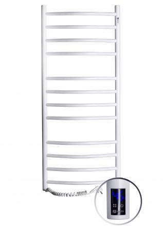 Navin Рушникосушарка Камелія 480х1200 Sensor ліва з таймером 12-007133-4812