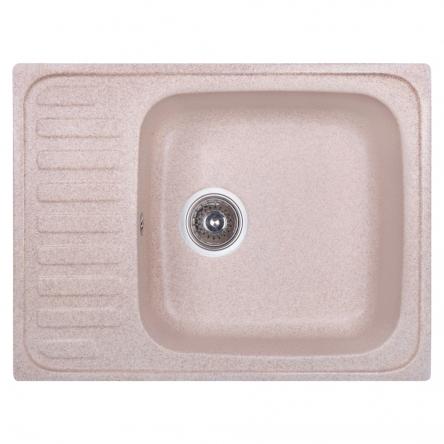 Fosto Кухонная мойка 6449kolor 806 (FOS6449SGA806)