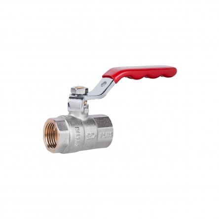 """Кран кульовий SD Plus 1/2"""" ВР для води (важіль) SD600NW15PN40"""