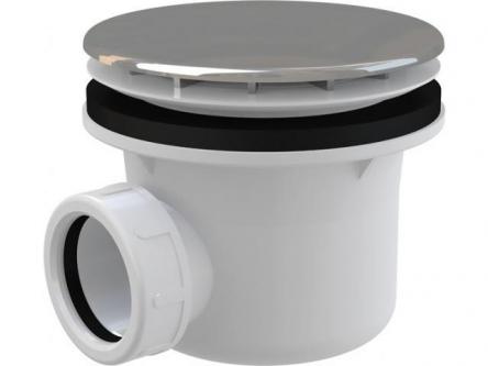 Koller Pool Сифон для душевого поддона хромированный A49CR (KP)