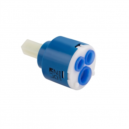 Картридж Lidz (CRM)-55 00 040 00 з пластиковим штоком