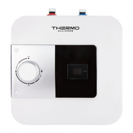 Водонагрівач Thermo Alliance 10 л під мийкою, мокрий ТЕН 1,5 кВт SF10S15N