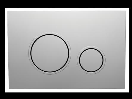 Koller Pool Кнопка управления Twin matt chrome
