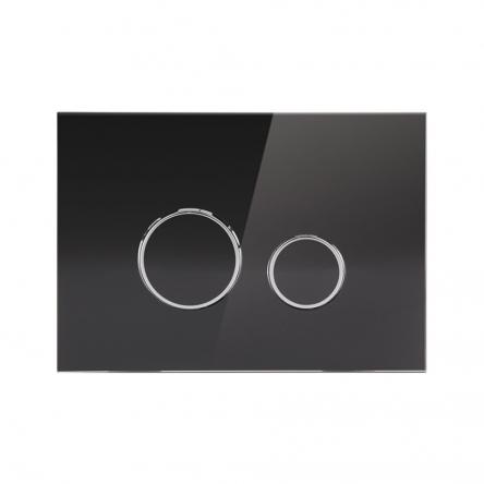 Панель змиву для унітаза Qtap Nest QT0111V1163GB