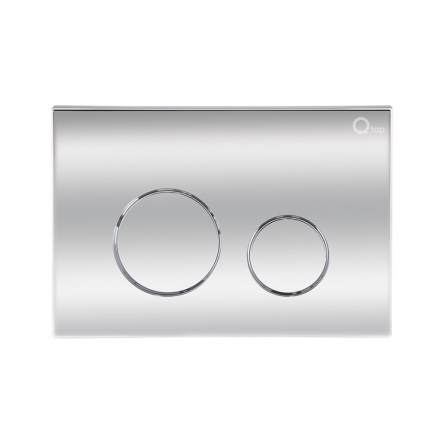 Панель змиву для унітаза Qtap Nest QT0111M11112CRM
