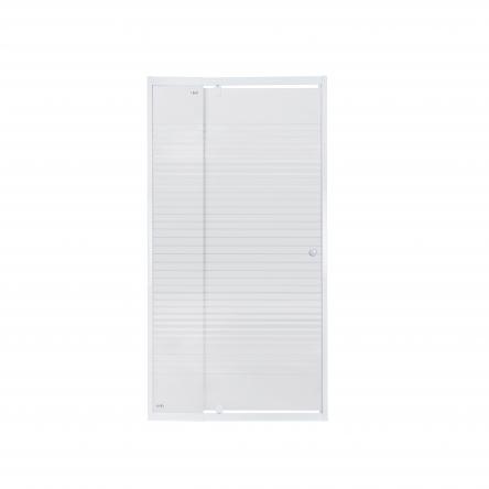 Душові двері в нішу Qtap Pisces WHI208-9.CP5