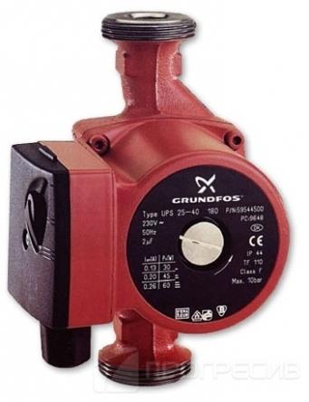 Grundfos UPS 25-60 130 (99150120)