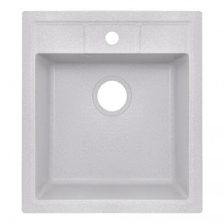 Кухонна мийка Lidz 460х515/200 GRA-09 (LIDZGRA09460515200)