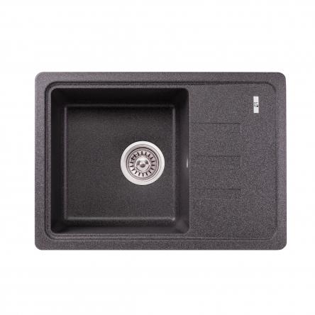 Кухонна мийка Lidz 620x435/200 GRF-13 (LIDZGRF13620435200)