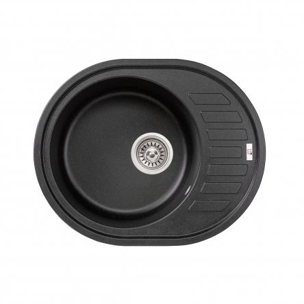 Кухонна мийка Lidz 620x500/200 BLM-14 (LIDZBLM14620500200)