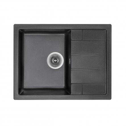 Кухонна мийка Lidz 650x500/200 BLM-14 (LIDZBLM14650500200)