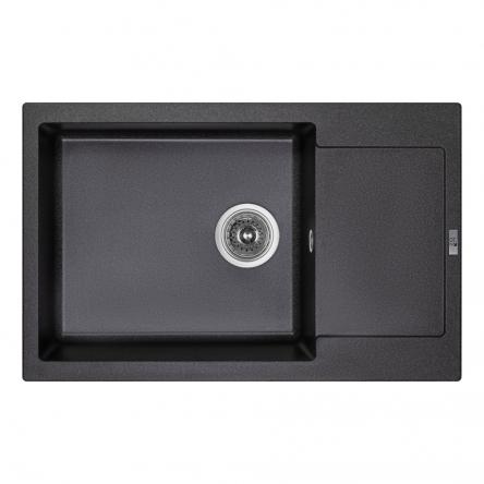 Кухонна мийка Lidz 781x510/200 GRF-13 (LIDZGRF13781510200)