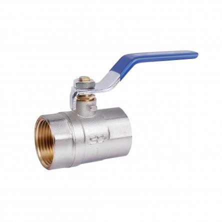 """Кран кульовий SD Plus 1"""" ВР для води (важіль) SD600W25"""