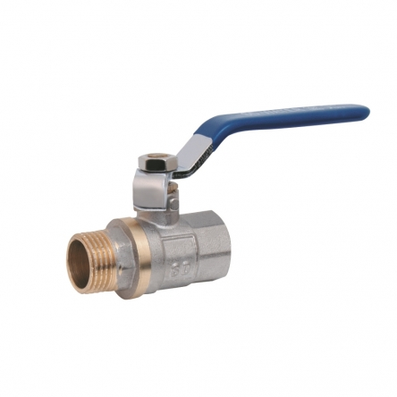 """Кран кульовий SD Plus 1"""" 1/4 ВЗ для води (важіль) SD605W32"""