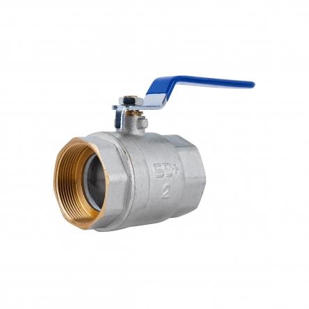 """Кран кульовий SD Plus 2"""" ВР для води (важіль) SD600W50"""