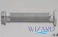 Luxor Шланг для воды 1/2В х1/2Н 600мм (бронза/никель)