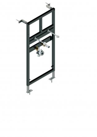 Koller Pool Система инсталляции для умывальника Alcora ST1100 - Washbasin Alcora ST1100
