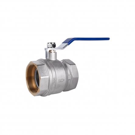 """Кран кульовий SD Plus 2"""" 1/2 ВР для води (важіль) SD600W63"""
