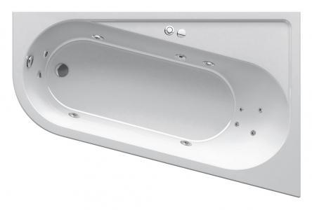 Ravak гидромассажная ванна Ванна 10° 160x95 R Eco Hydro