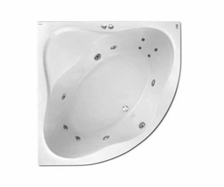 Ravak гидромассажная ванна New Day 140х140 Eco Hydro