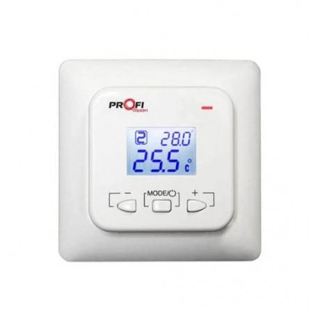 Profitherm-EX02 3 2 датчиками температури підлоги Profitherm-S01 (в комплекті)