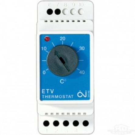 Oj Electronics Терморегулятор ETV-1991 датчик підлоги (у комплекті)