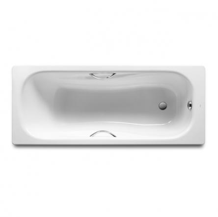 Roca PRINCESS ванна 170*75см прямоугольная, с ручками, без ножек - A220270001