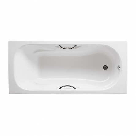 Roca MALIBU ванна 150*75см, с ручками, без ножек - A23157000R