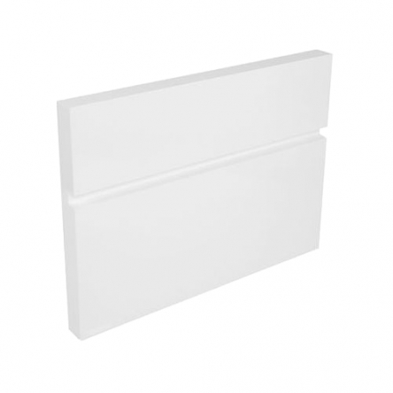 Kolo DOMINO фасад к шкафчику универсальному с выдвижным ящиком 40*37*37 см белый глянец (пол.) - 89259000