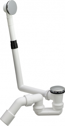 SIMPLEX сифон для ванны, Click-Clack, 560мм