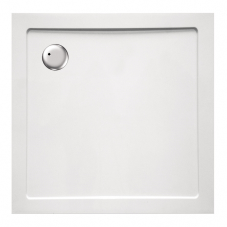 EGER Поддон SMC 80*80*3,5см квадратный - 599-8080S