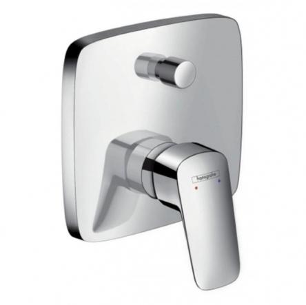 Hansgrohe Logis Смеситель для ванны, однорычажный, скрытый монтаж - 71405000