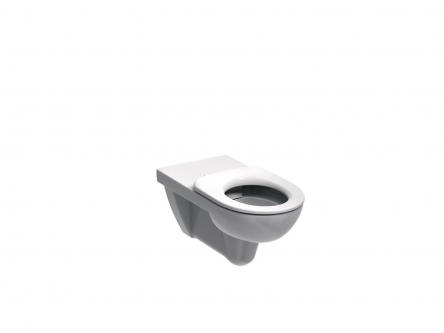 Kolo NOVA PRO Rimfree унитаз подвесной для людей с ограниченными физическими возможностями (пол.) - M33520000