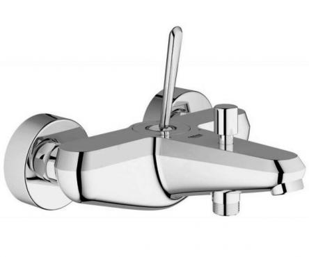 Grohe EURODISC Joy смеситель для ванны, однорычажный, внешний монтаж - 23431000
