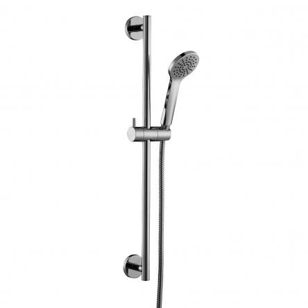 Imprese Штанга душевая L-60 см, ручной душ, шланг - 6008501