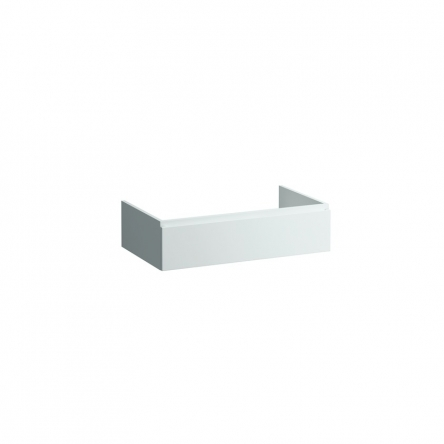 Laufen CASE шкаф 895*520*230/450 мм, с компактным сифоном, белая - H4052310754631