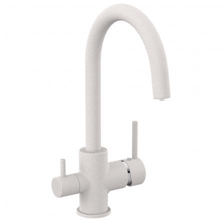 Imprese DAICY-U смеситель для кухни с подключением питьевой воды, (песок) - 55009-UG