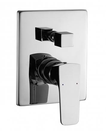 Imprese VALTICE  смеситель скрытого монтажа для ванны - VR-10320(Z)