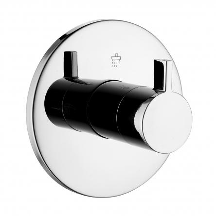 Imprese ZAMEK запорный/переключающий вентиль (3 потребителя), форма R - VR-151031