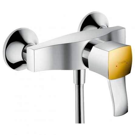 Hansgrohe Metropol Classic Смеситель для душа однорычажный, хром/золото - 31360090