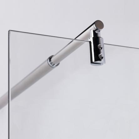 VOLLE Держатель стекла к стене, регулируемый 750-1200мм - 18-05-75120
