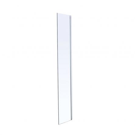 VOLLE Стенка Walk-In 40*190см, каленое прозрачное стекло 8мм - 18-07-40
