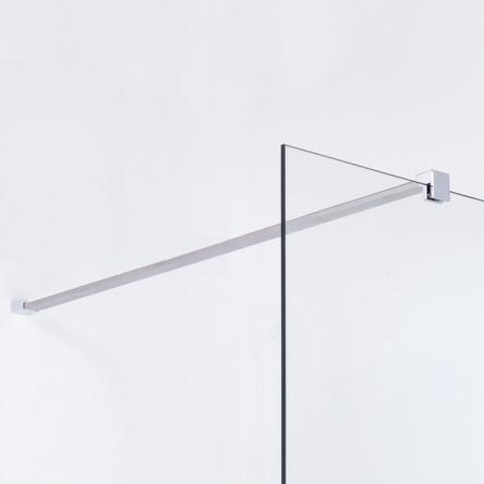VOLLE Держатель стекла (D) с креплениями, 900мм - 18-05D-90
