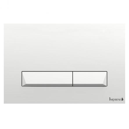 Imprese IMPRESEPAN, клавишасмыва,белая, пластик - i8040W