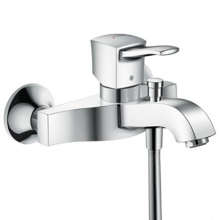 Hansgrohe Metropol Classic Смеситель для ванны, однорычажный, с рычаговой рукояткой, ВМ - 31340000