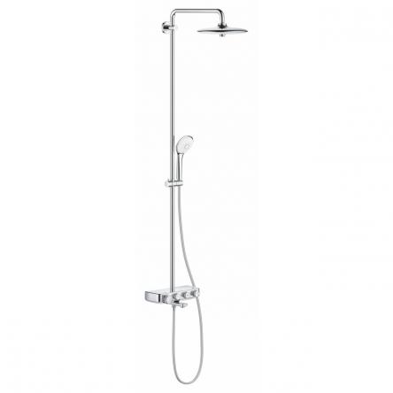 Grohe EUPHORIA SmartControl System 260 Mono душевая система настенного монтажа с термостатом для ванны - 26510000