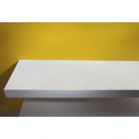 VOLLE Столешница 90*46*8см каменная Solid surface - 10-40-75