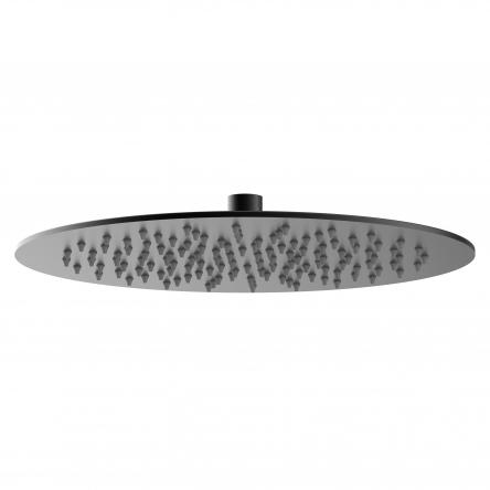 VOLLE Душ верхний 300х4 мм, черный мат - 16008105