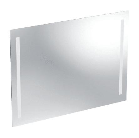 Geberit OPTION BASIC зеркало 90*65см, с 2х сторонней подсветкой - 500.589.00.1